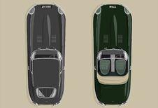 12 Jaguar Type-E restaurées pour les 60 ans du modèle