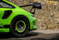 Manthey Racing verbetert de Porsche 911 GT3 RS