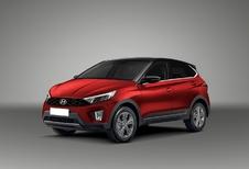 Hyundai i20 Active : vision d'artiste