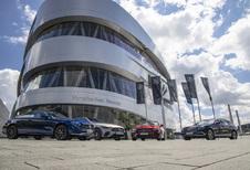 Mercedes débourse 2 milliards d'euros aux États-Unis