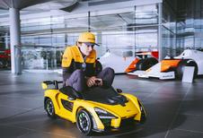 Deze McLaren Senna kan jij ook betalen!
