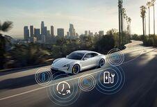 La Porsche Taycan améliore son sprint et son chargement