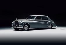 Deze elektrische Rolls-Royce uit 1961 is de perfecte LEZ-limo