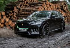 Lister Stealth is blubberdikke Jaguar F-Pace SVR