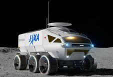Toyota Lunar Cruiser : pas pour la Terre
