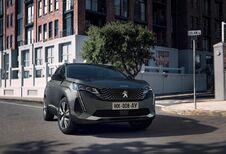Peugeot 3008: nieuw gezicht