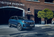 Peugeot 5008 : un lifting logique