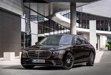 Gelekt: Mercedes S-Klasse