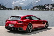 Ferrari neemt afscheid van GTC4 Lusso, wordt vervangen door Purosangue