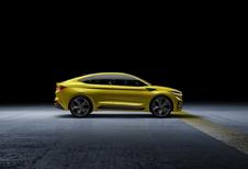 Skoda Enyaq iV : bientôt la version SUV-Coupe