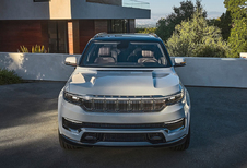 Jeep veut viser plus haut avec le Grand Wagoneer Concept
