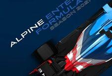 F1 2021: Renault verandert naam in Alpine F1 Team