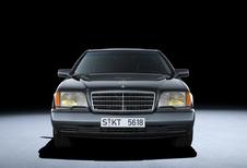 Mercedes 800 SEL is S-Klasse met W18-motor