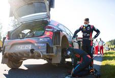 Tänak wint rally van Estland, slechte WRC-herstart voor Neuville