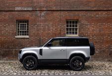 Land Rover Defender nu ook als korte 90