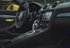 Porsche offre la PDK aux 718 à 6 cylindres