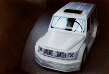 Project Geländewagen : Une Mercedes Classe G pour le circuit