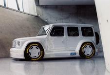 Project Geländewagen is krankzinnige Mercedes-AMG G