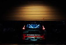 Plant Mitsubishi een comeback in het WRC?