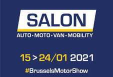 Autosalon Brussel 2021: stop of go? #1