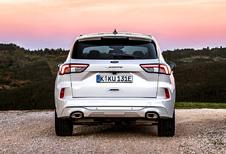 Ford Kuga: jusqu'à 7 places pour remplacer les S-Max et Galaxy ?