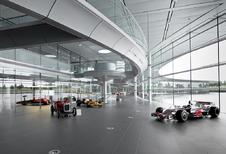 216 miljoen te veel? Koop eens het McLaren HQ!