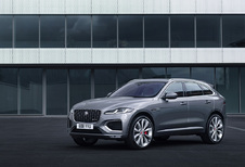 Jaguar F-Pace : facelift et version hybride rechargeable