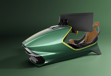 Aston Martin komt met peperdure racesimulator