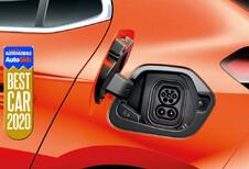 Best Car Awards 2020 : petites électriques