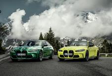 BMW M3 et M4 Competition : choix difficile
