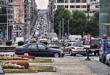 Brussel: 88% minder vervuilende voertuigen? #1