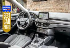 Best Car Awards 2020: de compacte middenklassers #1