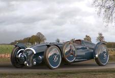 Helvezzia Tipo-6 is elektrische concept met '40s-design