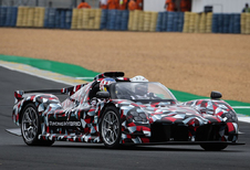 Toyota présente la GR Super Sport hybride au Mans