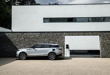 Range Rover Velar nu als plug-inhybride P400e