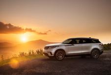 Range Rover Velar : hybridation et info-divertissement dernier cri