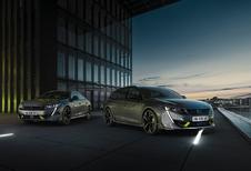 Officieel: Peugeot 508 & 508 SW PSE zijn sporthybrides