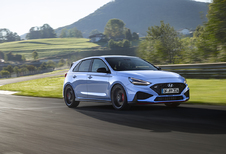 Hyundai i30 N: facelift in volle glorie