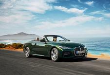 BMW Série 4 : aussi en  cabriolet