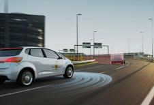Euro NCAP crée un classement des aides à la conduite