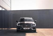 Jaguar XF krijgt nieuw interieur en mild hybride diesel