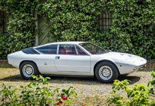 Eregalerij: Lamborghini Urraco (1970)