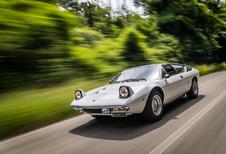 La Lamborghini Urraco célèbre son cinquantenaire