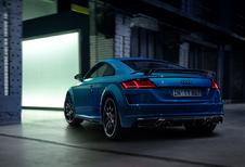 Audi TT nu ook als S Line Competition Plus