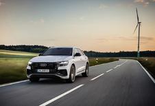 Audi Q8 : au tour des versions hybrides rechargeables TFSI e