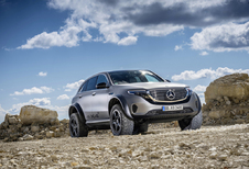 Mercedes EQC 4x4²: elektrisch off-roaden