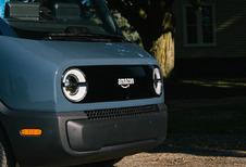 Amazon présente sa camionnette électrique by Rivian