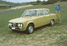 La bonne affaire de la semaine : Alfa Romeo Giulia (1962-1978)
