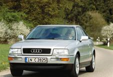 La bonne affaire de la semaine : Audi Coupé (1988-1996)