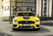 Europese Ford Mustang Mach 1 is hier, is minder krachtig